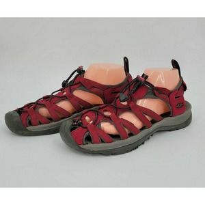 Keen Whisper Hiking Outdoor Sandals Waterproof 10